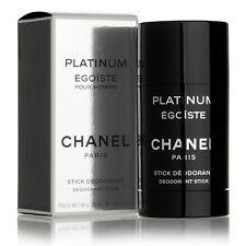 Chanel Platinum Egoiste 2.oz / 60 g Deodorant Stick