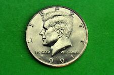 1991-P  BU  Mint State Kennedy US Half Dollar Coin