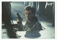 James Bond Archives Final: No 73 Gold Parallel Base Card #111/250