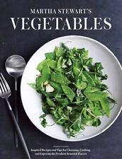 Martha Stewart's Vegetables recipe book. New, never opened!
