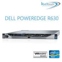 Dell PowerEdge R630 2x E5-2670 v3 2.30GHz 12 Core 256GB RAM PERC Rack Server