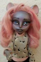 OOAK Custom Monster High Doll Repaint Mouscedes King