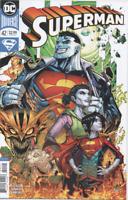 SUPERMAN #42  JONBOY MEYERS VARIANT COVER  1ST PRINT  DC COMICS COVER B
