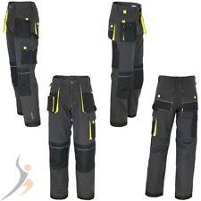 Pantalons de travail jaunes pour bricolage