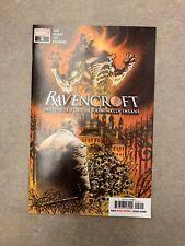 Ravencroft #2 Main Cover A 1st Print Venom Carnage Spider-Man Marvel (2020)