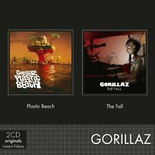 Gorillaz – Plastic Beach/The Fall (2013)  2CD Limited Edition  NEW  SPEEDYPOST