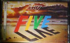 SKY Five part One C60003/4 Cassette