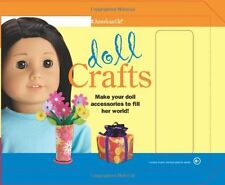 American Girl Doll Craft Book *Brand New*