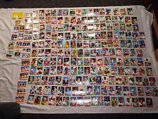 1981 TOPPS MLB FULL WORLD SERIES ALL CARDS MINT CONDITION ALL 726 CARDS