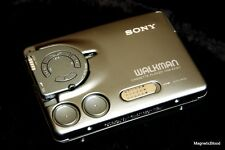 Rare Sony WM EX911 Walkman, large window, revised, very nice