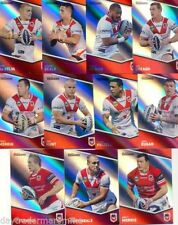 St George Illawarra Dragons Team Set NRL & Rugby League Trading Cards