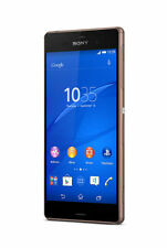 Sony Xperia Z3 D6603 16GB Copper Unlocked 20MP Water/Dust Proof