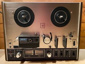 AKAI 4000DS Reel To Reel Tape Deck