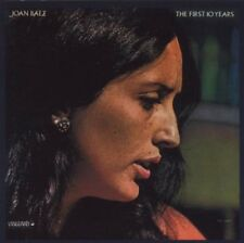 JOAN BAEZ THE FIRST 10 YEARS CD NEW
