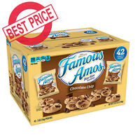 Famous Amos Chocolate Chip Cookies (2 oz., 42 ct.) **NEW** (BEST DEALS IN US)