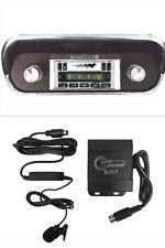 1967-1973 Mustang Custom Autosound Radio - Chrome Face & Bluetooth® Interface