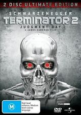 Terminator 02 - Judgement Day (DVD, 2009, 2-Disc Set)