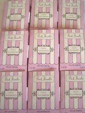LULU GUINNESS PINK PEARLS PERFUME LTD ED .50 oz LOT OF 15 PIECES