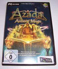 Azada Ancient Magic  - Windows XP/Vista/7 - englisch