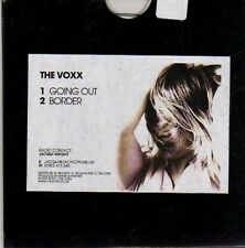 (CN269) The Voxx, Going Out / Border - 2011 sealed DJ CD