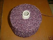 Acr/Poly/ Novelty Yarn 1400YPP Color Purple Combo.