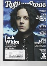 ROLLING STONE - Issue 1210 - June 5, 2014 - JACK WHITE Cover, X-Men, Bee Gees