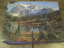 MAJESTIC MASTERPIECE ~ GUILD  ~ 1000 PIECE PUZZLE, FACTORY SEALED