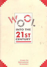 SHEEP - WOOL Into The 21st Century  Stoeckel, Borrell, Quirke **GOOD COPY**
