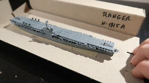 g Navis Neptun Models 1:1250 BOXED USS Ranger Aircraft Carrier Ship 1315a