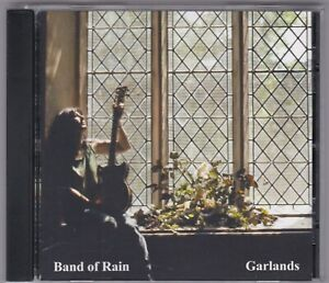 Band Of Rain - Garlands - CD (Hollowhill2005 Self released CDR)