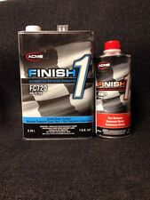 SHERWIN WILLIAMS FC720 FINISH 1 CLEAR COAT KIT WITH FAST HARDENER