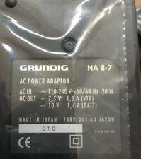1 Pezzo Caricabatteria Grundig NA8-7 Grundig Nr. 759875804000