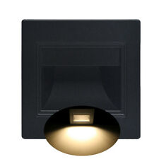 LED Recessed Light Pathway Path Stair Step Wall Garden Indoor Outdoor Lamp 1.5W