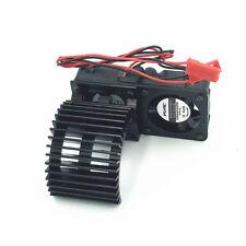 Iflyrc Motor Heatsink Twin Cooling Fan for Traxxas 1/10 Slash 4X4 Rc Cars Parts