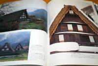 KAYABUKI Japanese Thatching Traditional House book Japan thatched roof #1140