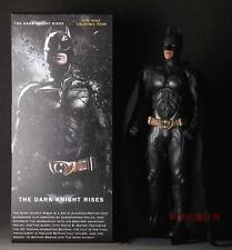 The Dark Knight Rises Batman Bruce Wayn Big 50CM 1/4 Scale Figure Statue IN BOX