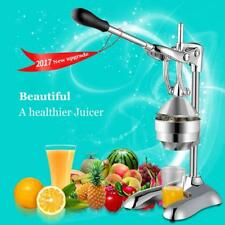New Pro Large Entsafter Saftpressen Juice Press Citrus Juicer Manual Pomegranate