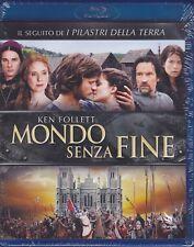 3 Blu-ray Box MONDO SENZA FINE ~ il seguito de I PILASTRI DELLA TERRA nuovo 2012