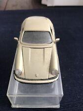 Nzg Vintage 1/43 Diecast No.261 Porsche Carrera Gold