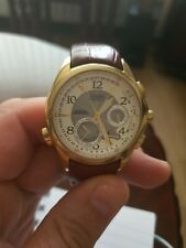 Mens Citizen Eco Drive Minute Repeater Watch