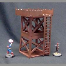 Ttcombat-Watchtower-Wild West scenics (28-30mm Scale)