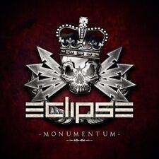 ECLIPSE - MONUMENTUM (LIMITED GATEFOLD/RED VINYL/180 GRAMM)   VINYL LP NEW+