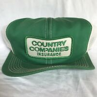 Vintage Country Companies K Brand K Products USA Mesh Hat Snapback Trucker Cap