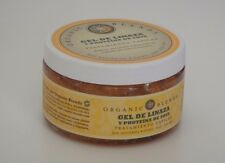 Organic Blends~Linseed Oil & Soy Protein Gel~Repairs Strengthens & Moisturizes