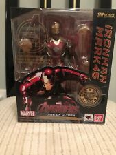Bandai S.H.Figuarts The Avengers Age of Ultron Iron Man Mark 45 Pre-owned