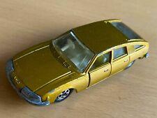 Matchbox Lesney Superfast No 56 Gold BMC 1800 Pininfarina