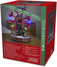 "Konstsmide Christmas Lights ""Christmas Ferris Wheel"" LED Christmas Scene / LEDs"