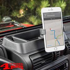 Ablagefach Armaturenbrett Smartphone Handyhalter GoPro Jeep Wrangler TJ 97-06