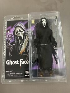 NECA GHOST FACE 8-inch Clothed Figure