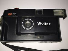 Vivitar EF35 Point And Shoot Film Camera 38mm Lens